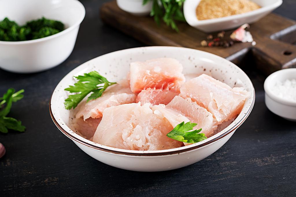 pescado desalado